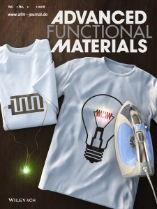 497.Cover Preview_ADVANCED FUNCTIONAL MATERIALS